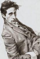 Adrien Brody by gilbird333