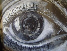 Escher's eye by Juarezandanocamina