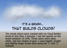 All-in-One Cloud Builder Brush by MentalQuakeStudio