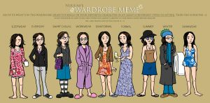 My life in dressup by Pedantia