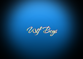 WTF BOYS WALLPAPER by madeinjungle