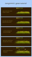 grass tutorial by jerry8448