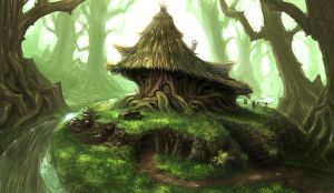 Treehouse by Zafio