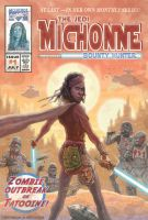 Michonne Walking Dead Star Wars Mashup! by McQuade