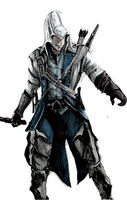 Connor coloured by jadza54