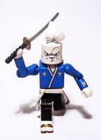 Usagi Yojimbo Custom Minimate by luke314pi