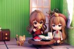 Time to lunch for Chiaki and Taiga! by Avryle