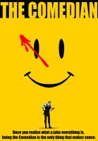The Comedian (Watchmen serie) by TheDraven