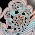 Fractal Stock F by HisButterfly-Stock