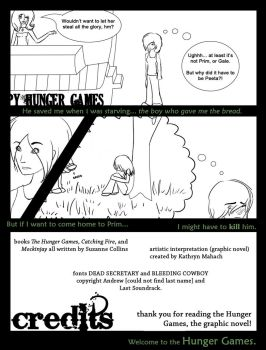 Hunger Games Page 3 by AshiraAngel