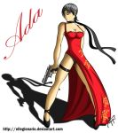 Ada Wong RE by ellegionario