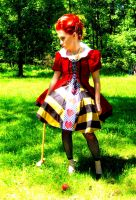 Queen of Hearts 1 by LoveAllThingsIrish