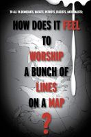 Map worshipping by onure