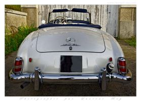 Mercedes 190 SL - 001 by laurentroy
