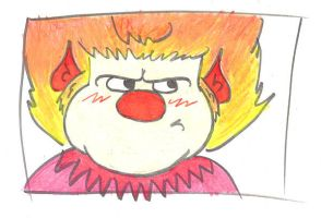 Pissy Heat Miser by TheCheshireKat