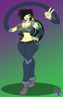 Donna Fusion Valna (Updated) by DracoDragite