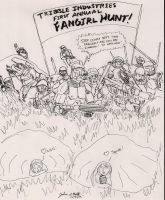First Annual Fangirl Hunt by Tribble-Industries