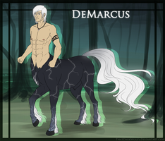 Demarcus ref sheet by ThatDarkWolfy