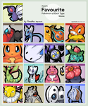 Pokemon Type meme V2 by happy-colors