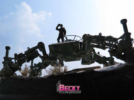 Walker tank by Becky-Customizer