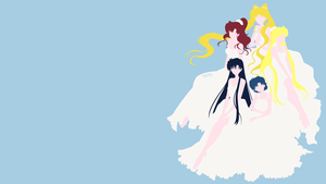 Sailor Moon Crystal | Minimalist by matsumayu
