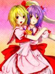 2010.02.29: old touhou picture by StarbowVampire