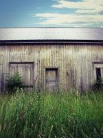 My Great Grandfather's Barn by Electrikshock