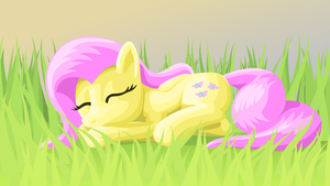 Summer snooze by odooee