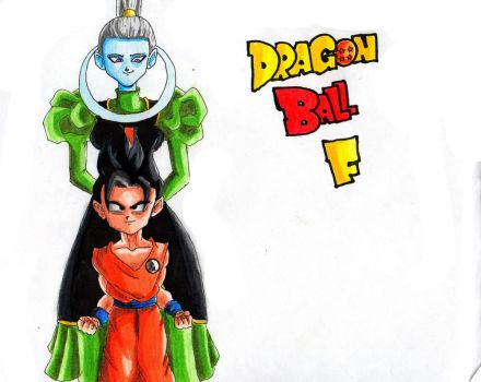 Kuroh and Vados by MequiJunior