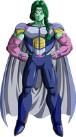 Zarbon (Namek Saga) MLL Redesign by OWC478