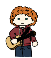 Ed Sheeran by 13cheska27