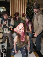 Katsucon 2014 TLOU Group by thatsthatonegirl