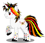 Rainbow Power Thunderhawk by Thunderhawk03