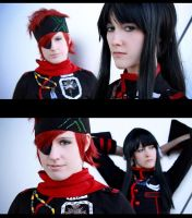 D.Gray-Man - those by NanjoKoji