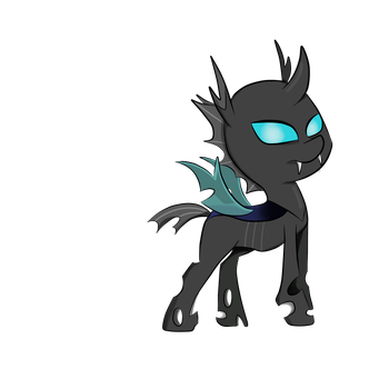Changeling by Scarletts-Fever