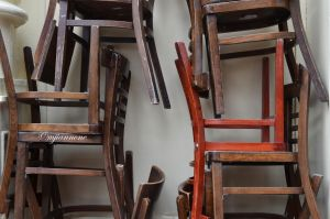 Chairs by MelodyIannone