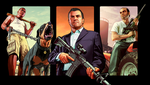 Custom Grand Theft Auto V Desktop Background by fruitmanlolli