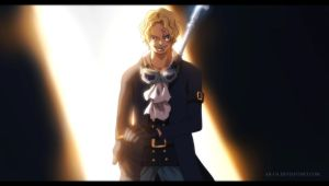 No. 2 of the Revolutionary Army - Sabo by AR-UA