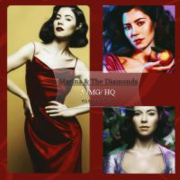 Photopack 14: Marina And The Diamonds. by yousavedmylife