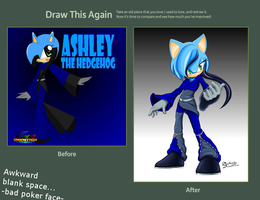 Draw This Again: Ashlee by ViaReweaving