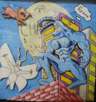The Tick by apocalitico