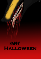Happy_Halloween by Bloodjer