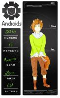 AFA Androide 0078 by vmxk