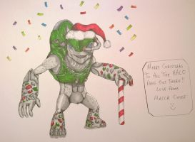 Grunt Christmas Party by Macca-Chief