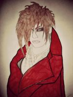 Uruha (the GazettE) by Kikyu12