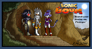 4Sonic Boom - My Protegee by TheCiemgeCorner