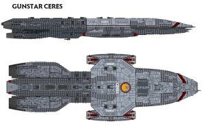 GS CERES by Keyser94