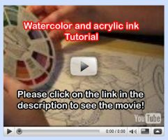 Watercolor Tutorial 4 by lady-cybercat