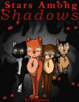Stars Among Shadows Cover by Fernsway