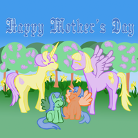Happy Mothers Day by pumqin